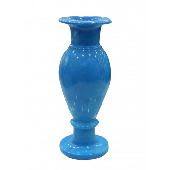 Turkaaz Renkli Küp Vazo