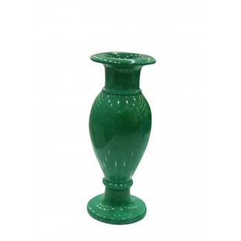 Yeşil Renkli Küp Vazo