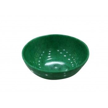 Yeşil Renkli Çanak