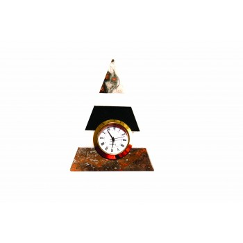 Katlı Piramit Saat